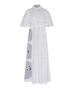 Huishan Zhang | Cordon Shirt Dress