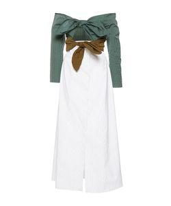 Isa Arfen | Double Knot Long Sleeve Dress