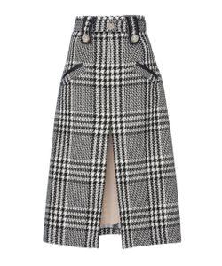 Zuhair Murad   Tweed Pencil Skirt