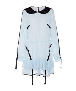 Sandy Liang   Jetta Tiered Ruffle Dress