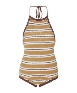 She Made Me | Zahrah Crochet Swimsuit