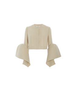 Delpozo | Frilled Cuff Jacket