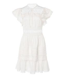 Zuhair Murad   Ruffle Mini Dress