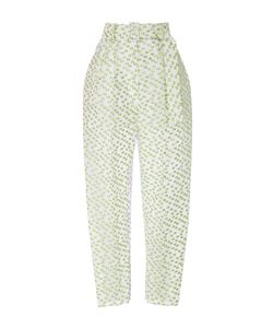 Delpozo | Textured High Waisted Trousers