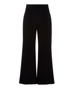 Christian Siriano | Crepe Cropped Trouser