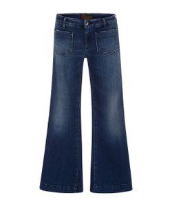 Seafarer   Penelope-Cropped-Flare-Jeans