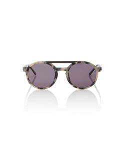 Thierry Lasry | Dr Woo Round-Frame Acetate Sunglasses