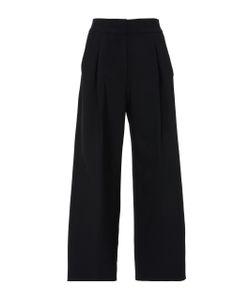 Summa | Cropped Wide Leg Trouser