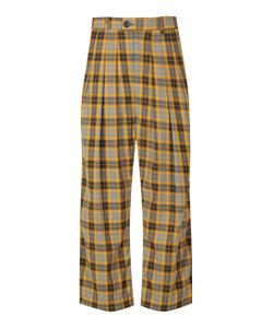 Strateas Carlucci | Pleated Wide Leg Pant
