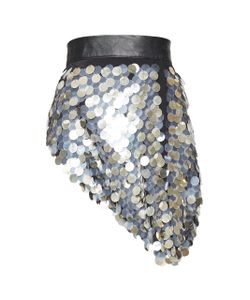 Kitx   Metal Disc Sequin Belt