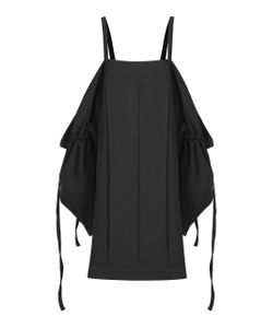 Strateas Carlucci | Orchis Structured Drawstring Dress