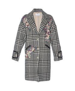 Zuhair Murad   Tweed Embroidered Coat