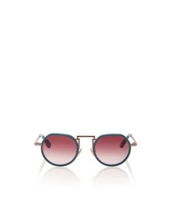 Rosie Assoulin | Small Round Sunglasses