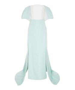 Christian Siriano | Two Tone Gown