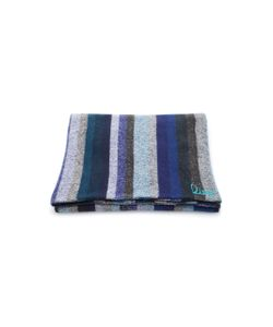 The Elder Statesman | Embridered Super Soft Blanket