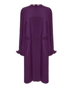 Jonathan Cohen | Twisted Long Sleeve Dress