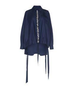 Dice Kayek | Embellished Long Sleeve Shirt
