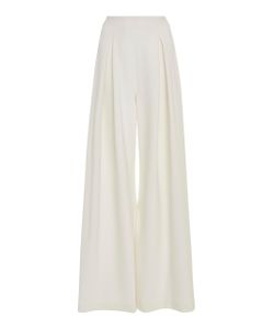 Christian Siriano | Crepe Pleated Trouser