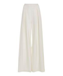 Christian Siriano | Crepe Pleated Trouser