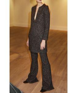 Rosetta Getty | Slit Front Tunic Dress
