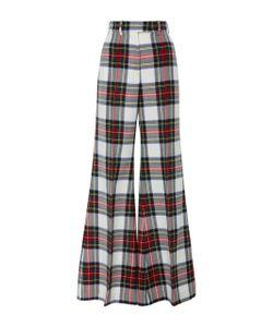 Racil | Tartan Lincoln Flared Trouser