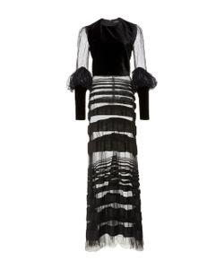 Jill Stuart   Nevin Velvet Gown