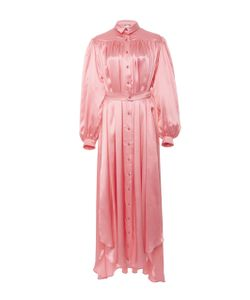 Alexis Mabille | Long Sleeve Shirt Dress