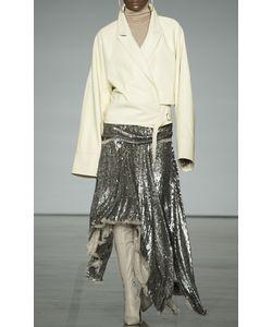 Zimmermann | Folly Elusive Asymmetrical Hem Skirt