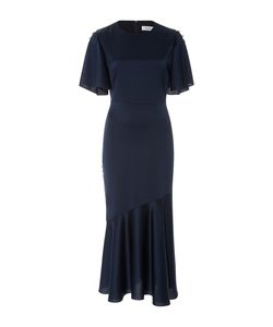 Prabal Gurung | Short Sleeve Flared Skirt Dress