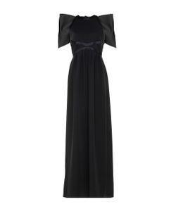 Dice Kayek | Sleeveless Bow Gown