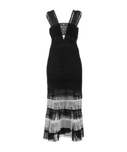 Jonathan Simkhai | Fringe Bandeau Dress