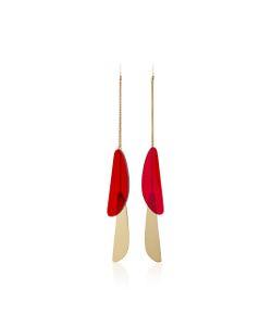 Isabel Marant | Tone Acrylic Earrings
