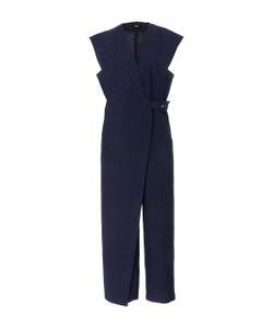 Rachel Comey | Wrap-Effect Cotton-Blend Jumpsuit