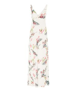 Cacharel | Printed Silk Maxi Dress