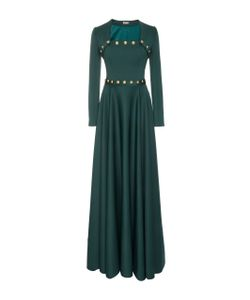 Alexis Mabille | Long Sleeve Gown