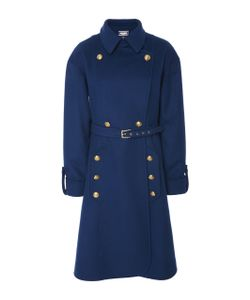 Alexis Mabille | Belted Trench Coat
