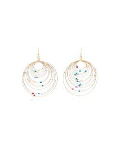 Rosantica | Orbita Tone Quartz Earrings