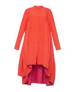 Antonio Berardi | High Low Long Sleeve Dress