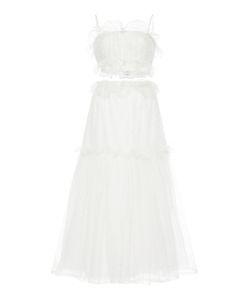 Rodarte | Tulle Bustier And Tulle Skirt Set
