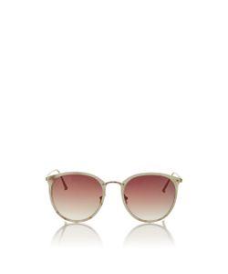 Linda Farrow | Frame Rose Ombre Sunglasses