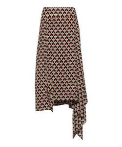Marni | Asymmetrical Hem Skirt