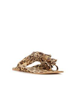 Figue | Leopard Scaramouche Sandal