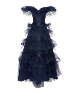 Alexis Mabille | Off The Shoulder Tulle Gown
