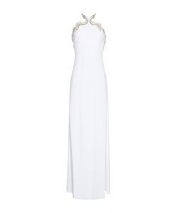 Roberto Cavalli   Stretch Cady Halter Gown