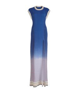 Sonia Rykiel | Dip Dyed Full Length Slit Dress