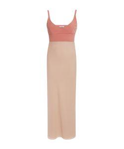 Tome | Corset Flare Slip Dress