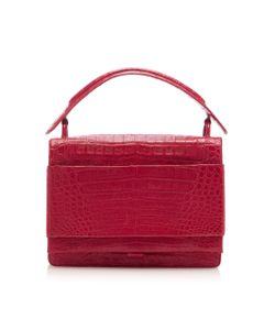 Nancy Gonzalez   Flap Top Handle Bag