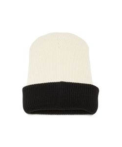 The Elder Statesman | Plaited Kissser Cashmere Beanie