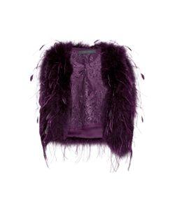 Elie Saab | Feather Vest
