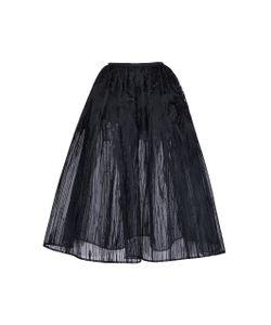Elie Saab | Embroidered A-Line Tulle Skirt